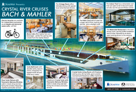 Crystal River Cruise Ship Infographic