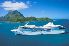 Tahiti, Courtesy of Paul Gauguin Cruises