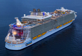 Harmony of the Seas, Courtesy of Royal Caribbean