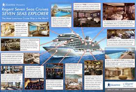 Infographic: Regent Seven Seas Explorer