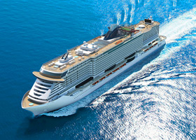 MSC Seaside - Courtesy of MSC Cruises
